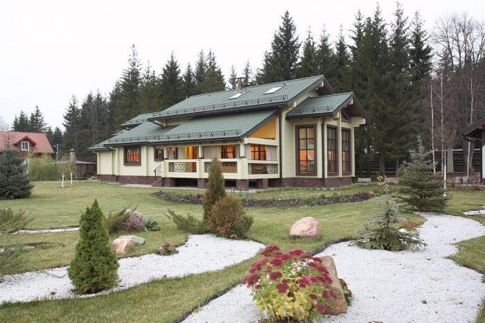 """Дом """"Аляска-мини"""""""